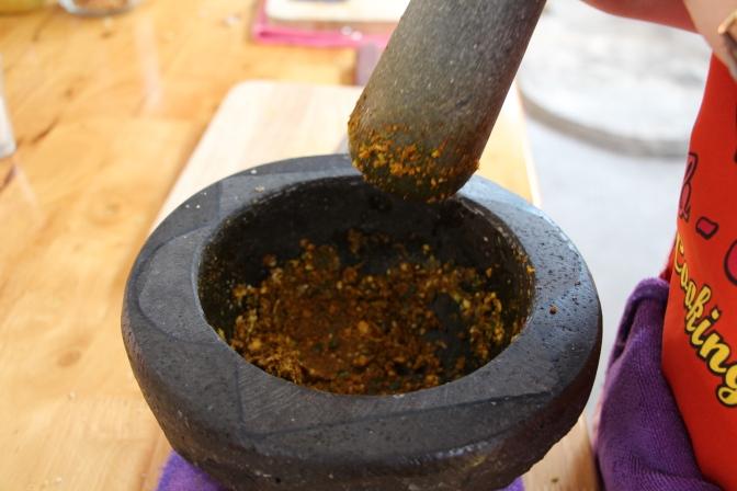 Cours de Cuisine en Thailande – Thaï Cooking School – Zabb-E-Lee – Chiang Mai