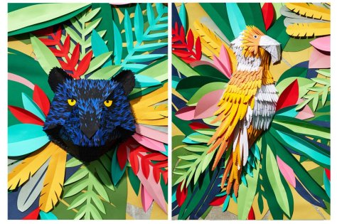mlle-hipolyte-recreates-a-tropical-jungle-with-hand-cut-paper-63