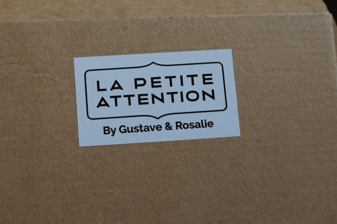 La Petite Attention by Gustave et Rosalie – Les tests de Box