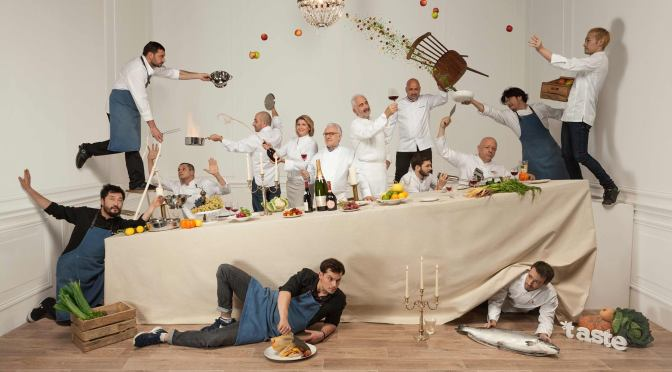 Taste of Paris 2016 – Festival des chefs