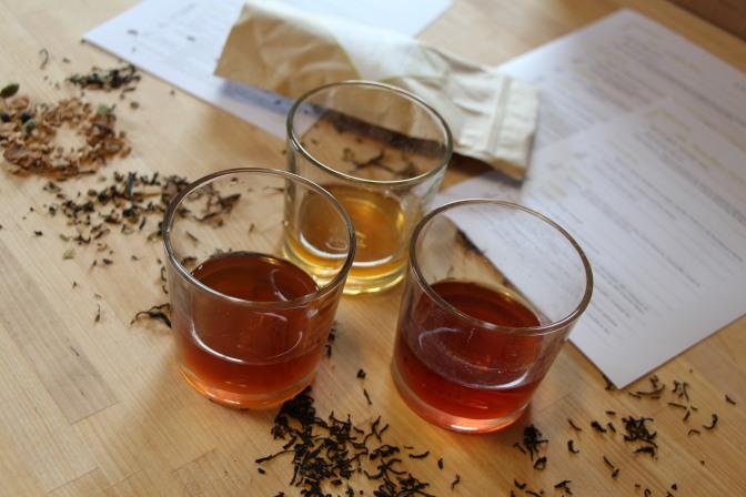 Tea Tasting Club Master