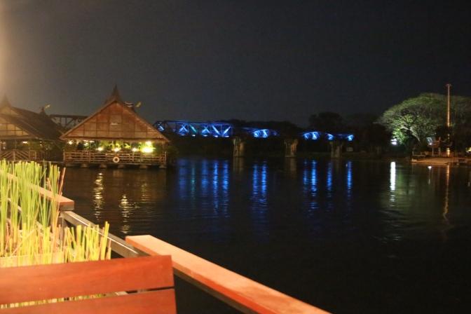 Keeree Tara Restaurant – Kanchanaburi Thaïlande
